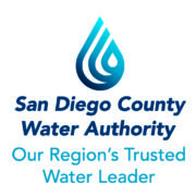 San Diego County Water Authority Logo Stacked Tagline