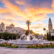 Balboa Park sustainability efforts generate cost savings and efficiencies which boost its economic impact on the region. Photo: Water Authority