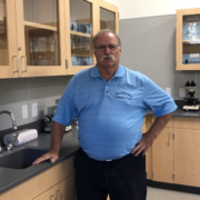 Don Jones, the veteran water industry professional who is overseeing the transition of Cuyamaca College's Water and Wastewater Technology program into the Center for Water Studies. Photo: David Ogul, Water Authority