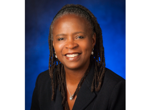 Lisa Marie Harris was selected to deliver the keynote address at the 2018 Municipal Bond Women's Forum on October 18 in San Francisco. Photo: Water Authority