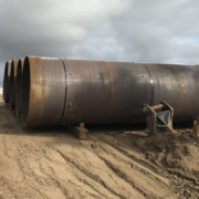 The Water Authority's First Aqueduct relining project in North County is helping ensure reliable water delivery into the future. Photo: Water Authority