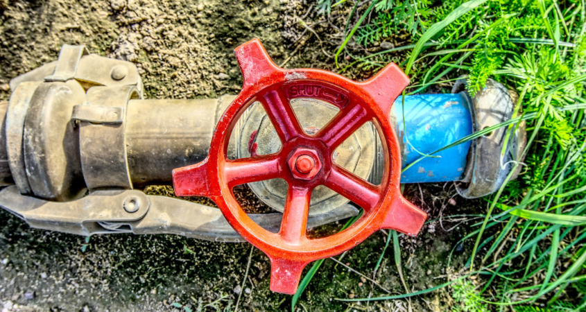 An irrigation map that clearly shows the layout of your irrigation system can be very helpful when you need to locate components for repair. Photo: Markus Distelrath/Pixabay
