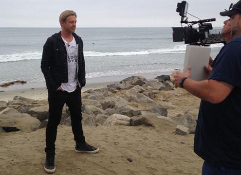 Switchfoot Guitarist Jon Foreman Sings Praises of San Diego Water Reliability