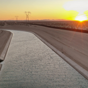 All-American Canal in Imperial County