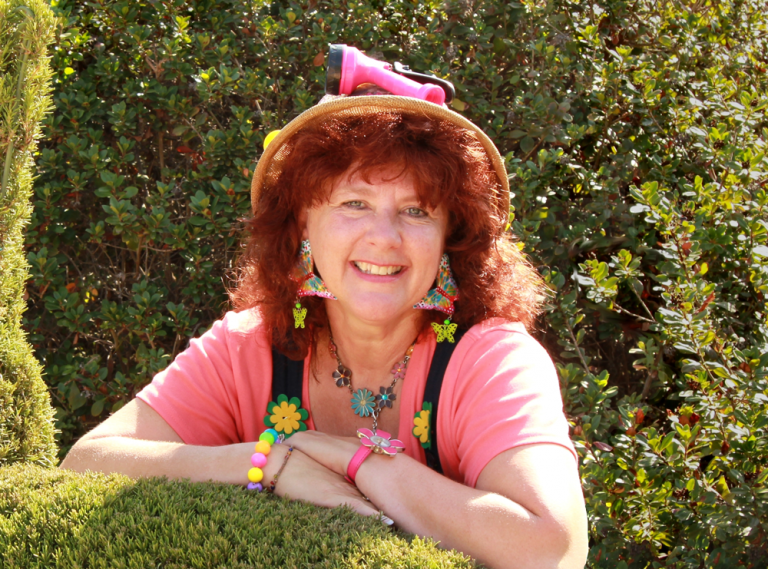 Pam Meisner is Ms. Smarty-Plants