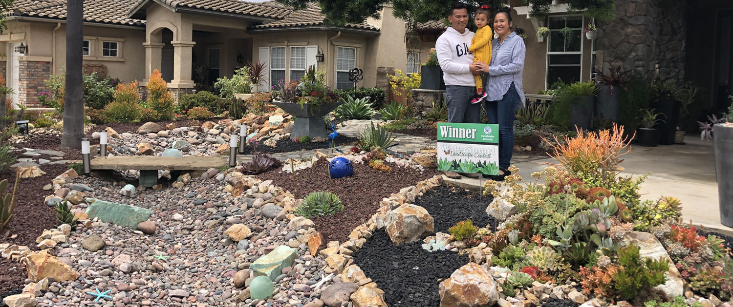 Creative WaterSmart Landscaping Wins Sweetwater Authority's 2019