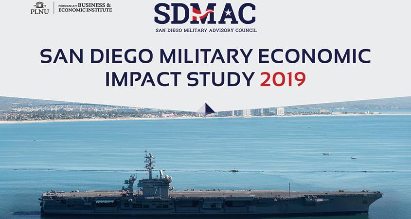 San Diego Military Economic Impact Study 2019