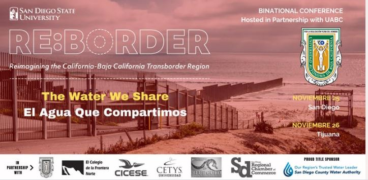 RE:BORDER 2019 at SDSU and UABC