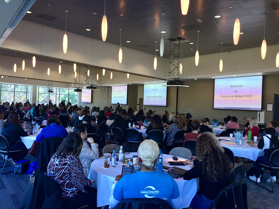 2020 Women in Water Symposium - Cuyamaca College
