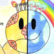 Anahy Ambriz of Maie Ellis Elementary won first place in the 2020 Fallbrook PUD Calendar contest.