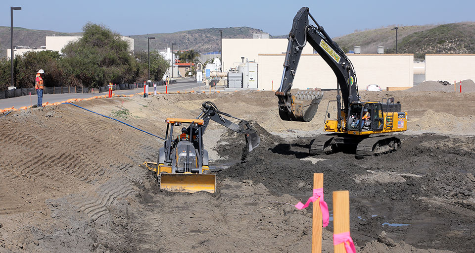 Pure Water Oceanside Groundbreaking-February 2020-Water News Network-SDCWA