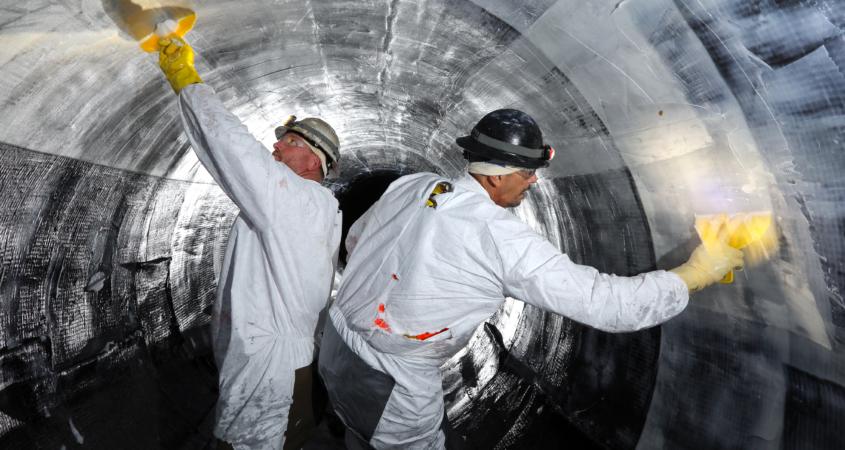 Carbon fiber - Pipeline Repair-WNN primary phto