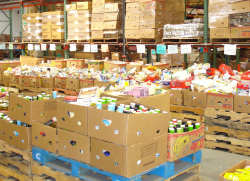 San Diego Food Bank-Virtual Food Drive-San Diego County Water Authority