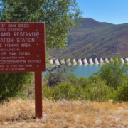 Sutherland Reservoir reopens for recreation in 2020 on Friday, March 6. Photo: City of San Diego