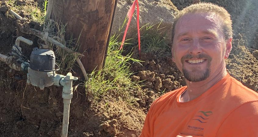 Jeromy Langdon-Padre Dam MWD-Water Utility Hero of the Week