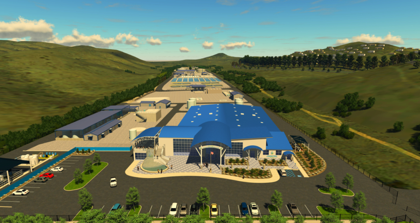 East County AWP-Water Supply Projects-Water Recycling