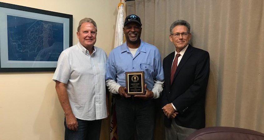 Water Utility Hero of the Week-Santa Fe Irrigation District-LaMont Foster
