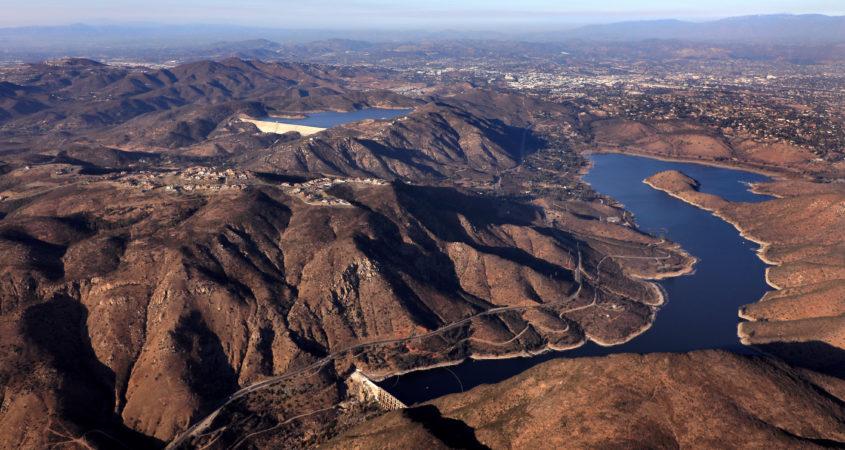 Pumped Energy Storage-Lake Hodges-Olivenhain