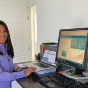 Litsa Tzotzolis-Water Utility Hero of the Week-Essential workers