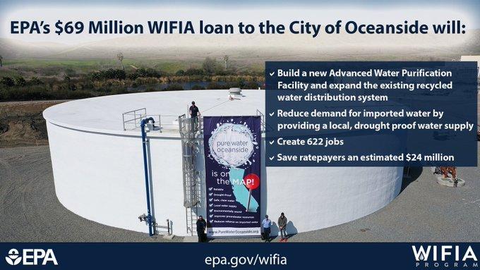 Pure Water Oceanside-EPA Loan-Water Recycling