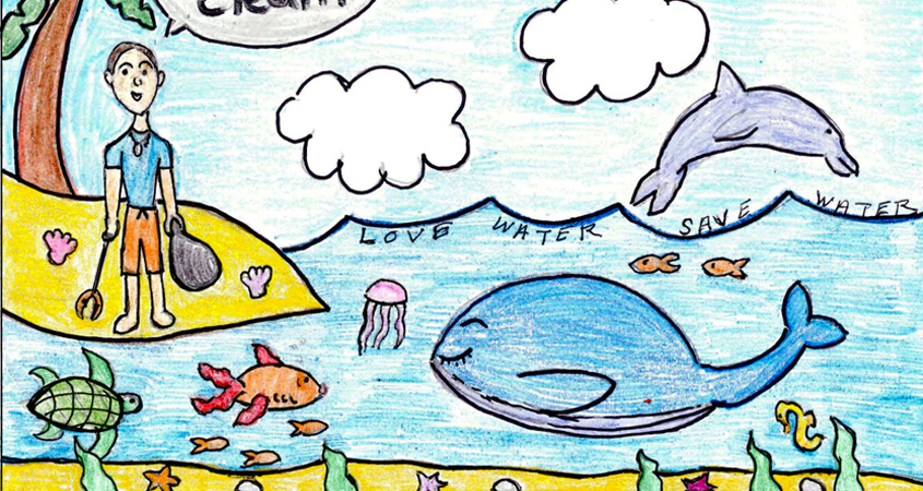 This year's winner of the Escondido 2020 Poster Contest is Gracie Scher, Quantum Academy. Photo: City of Escondido