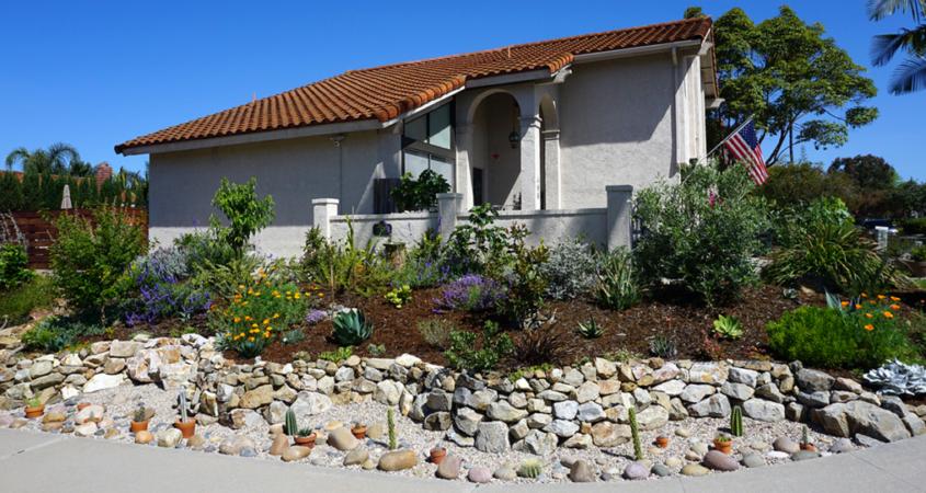 2020 WaterSmart Landscape Contest-Olivenhain Municipal Water District-WaterSmart