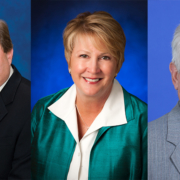 Gary Croucher-Christy Guerin-Jerry Butkiewicz-San Diego County Water Authority Board