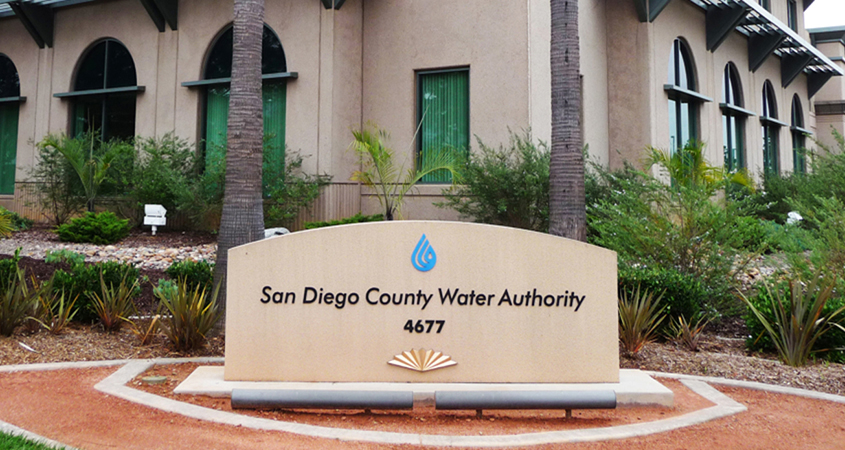 San Diego County Water Authority-Rate Relief-MWD-COVID-19
