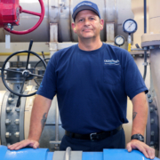 "Olivenhain Municipal Water District's Pump/Motor Technician Dominic ""Bruno"" Brunozzi has been named the California Water Environment Association's (CWEA) ""Mechanical Technician of the Year: for the third time. Photo: Water Authority Dominic Brunozzi"