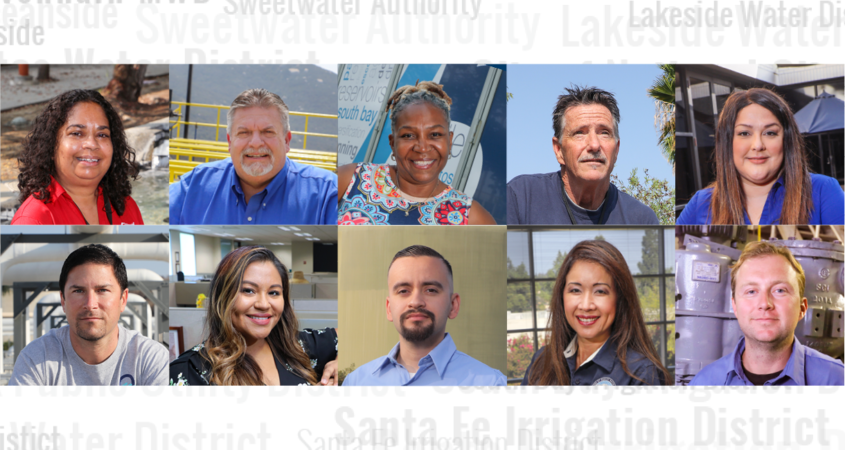 Faces of the Water Industry-San Diego County Water Authority-Water News Network
