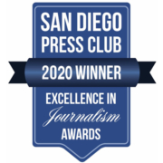 The San Diego County Water Authority won multiple awards including a first place award for Best Public Service or Consumer Advocacy Website for its communication efforts from the San Diego Press Club. Water News Network