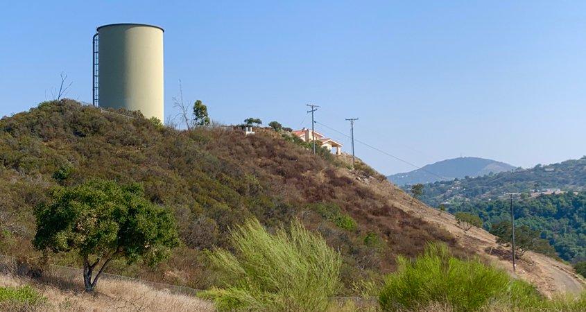 Water-deliveries-Hauck Mesa-Storage Reservoir-