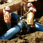 The City of San Diego's aggressive maintenance program has resulted in fewer water main breaks in 2020. Photo: City of San Diego