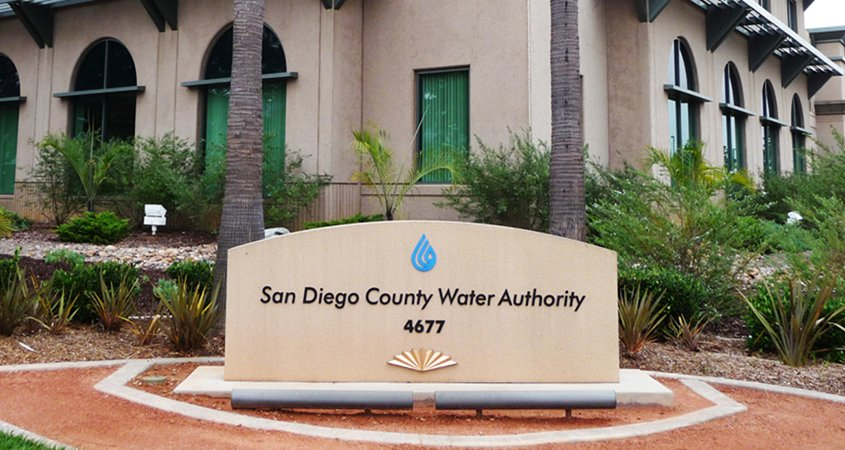 San Diego County Water Authority-Tish Berge-Assistant GM