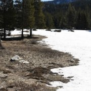 Phillips Station-Mountain Snowpack-Climate Change-DWR Snow Survey