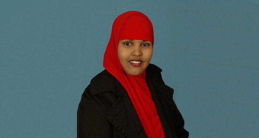 Ismahan Abdullahi-City of San Diego-Welcome to the Board