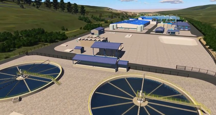 East County Advanced Water Purification-potable reuse-recycling