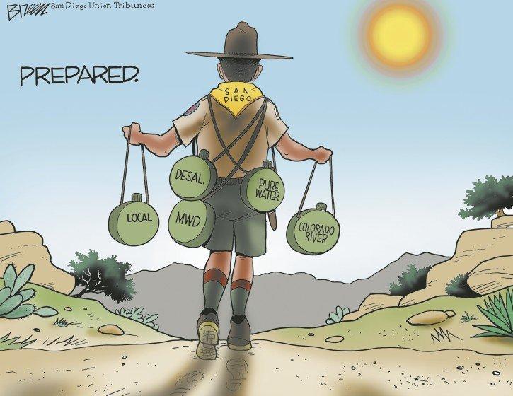 Steve Breen Drought cartoon-prepared-drought