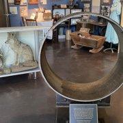 Vintage pipe-Sweetwater Authority-water infrastructureBonita Museum