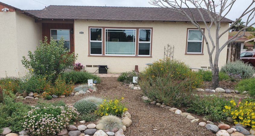 Sweetwater Authority-Landscape Makeover-Native Plants-Drought