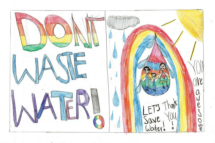 Honorable Mention – Sanora Atoe, Lexington Elementary School, El Cajon, Grade 3 Contest Winners