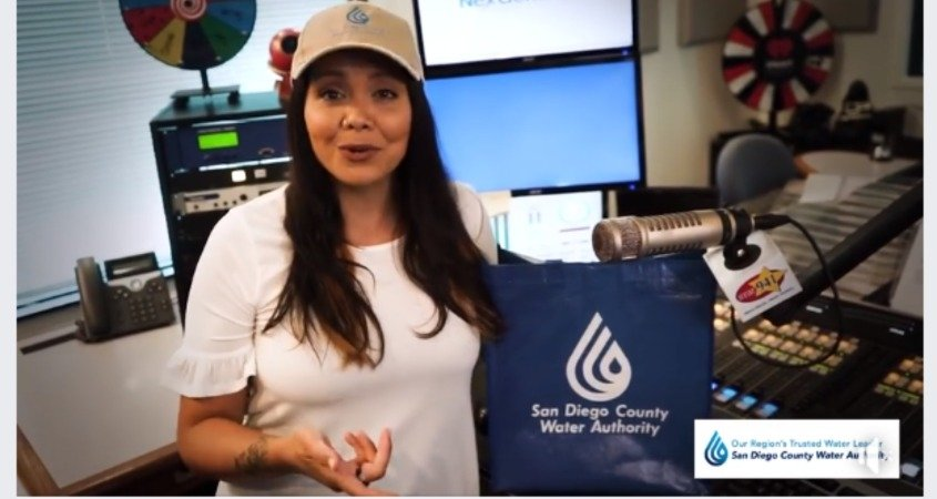 WaterSmart-WaterSmart Lifestyles-Radio DJs-drought