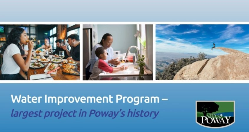 City of Poway-Water Improvement Project-Water Infrastructure Project