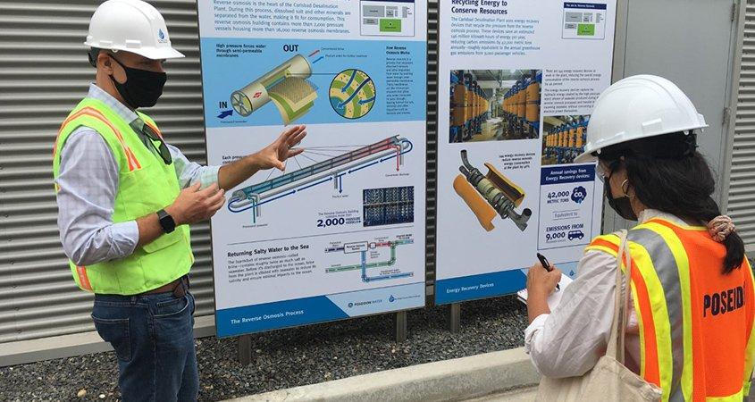 Desalination plant-New York Times-Jill Cowan-Jeremy Cructchfield